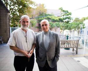 David Malouf and Michael Griffins ACU Symposium 2013