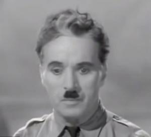 HitlerCahplin