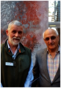 Michael Griffith and David Malouf