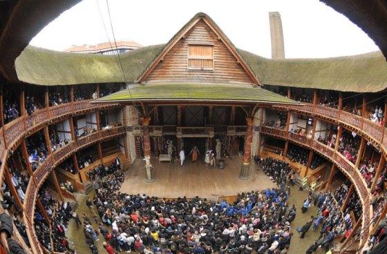 Shakespeares-Globe-Theatre