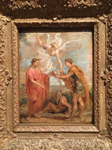 Rubens- Constantine First Christian Emperor