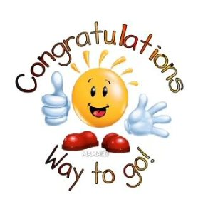 Congratulations0