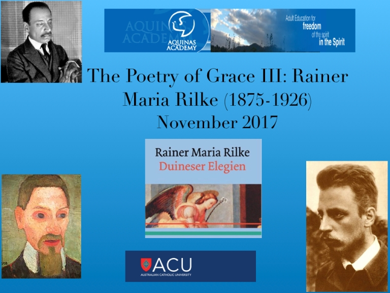 the life and literary contributions of rainer maria rilke This is the fifth of twelve monthly lectures in a series on existentialist philosophy and literature hosted by the historic kingston library in this lecture, we discuss the life, works, and key themes of the great german-language poet and novelist, rainer maria rilke.
