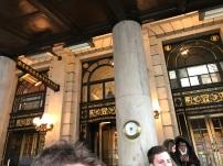 Entrance to Plaza